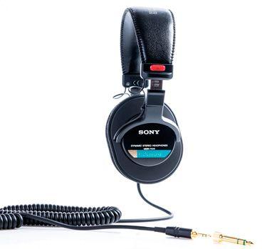 наушники с активным шумоподавлением Sony: фото