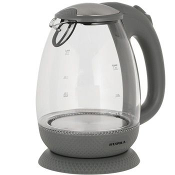 Чайник Supra KES 2172 Grey: фото