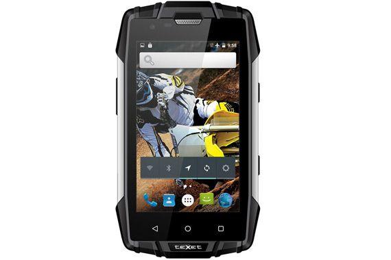 Телефон TeXet TM 4083: фото