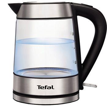 Чайник Tefal Glass KI730D30: фото