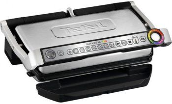 Электрогриль Tefal Optigrill XL GC722D: фото