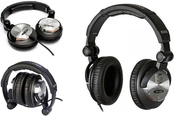 Ultrasone HFI-580 - Headphones with Transport Bag: photo
