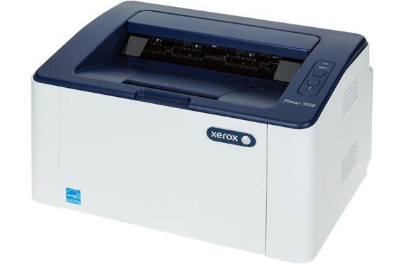 Принтер Xerox Phaser 3020: фото