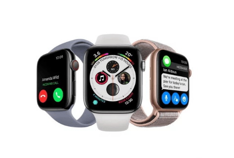 Часы apple watch sport s4: фото