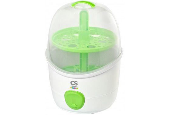 Стерилизатор для бутылочек cs medica: фото