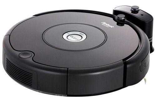 Робот-пылесос iRobot Roomba 606: фото