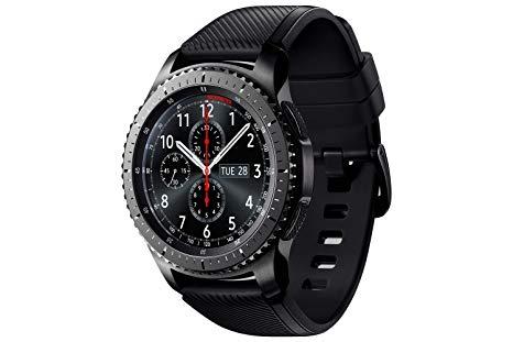 GPS часы samsung gear s3