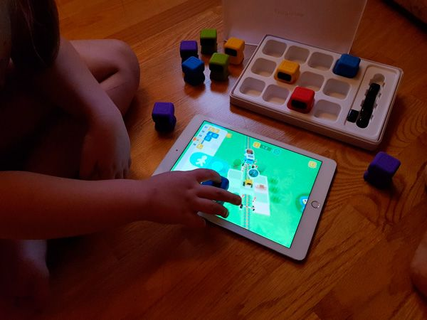 basic coding for children over 4 years: photo