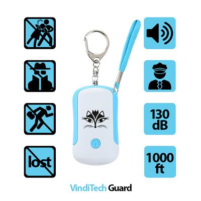 VindiTech GUARD - 130 db Safe Sound