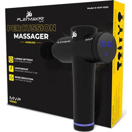 Wireless Percussion Massager: photo