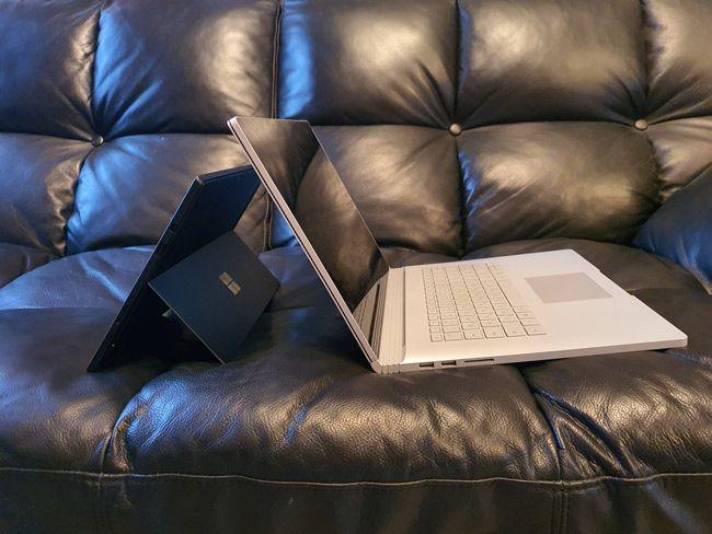 Устройства Microsoft Surface: фото