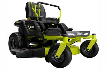RYOBI Zero-Turn Mower: photo