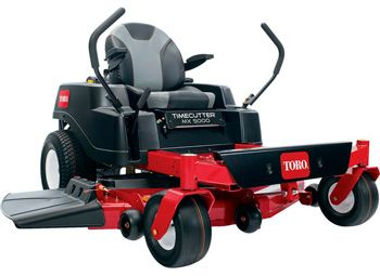Toro TimeCutter MX5000 Zero-Turn Mower: photo