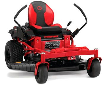 Troy-Bilt Mustang Zero-Turn Mower: photo