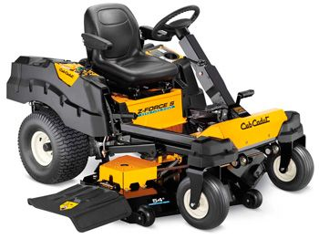 Z Force S 54 Zero-Turn Mower: photo
