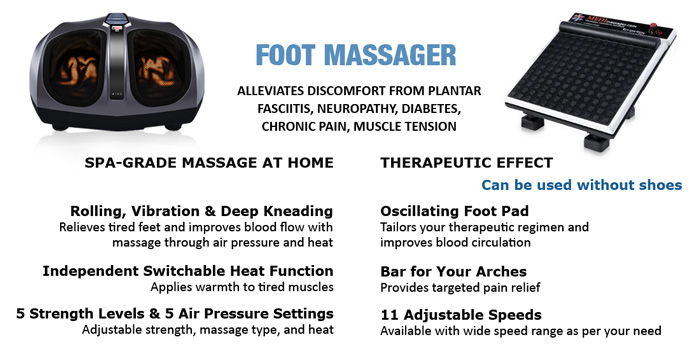 Top 16 Best Foot Massagers From 11 To 239 In 2020 Gadget Reviews