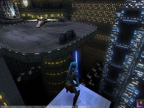 Star Wars Jedi Knight :Jedi Academy