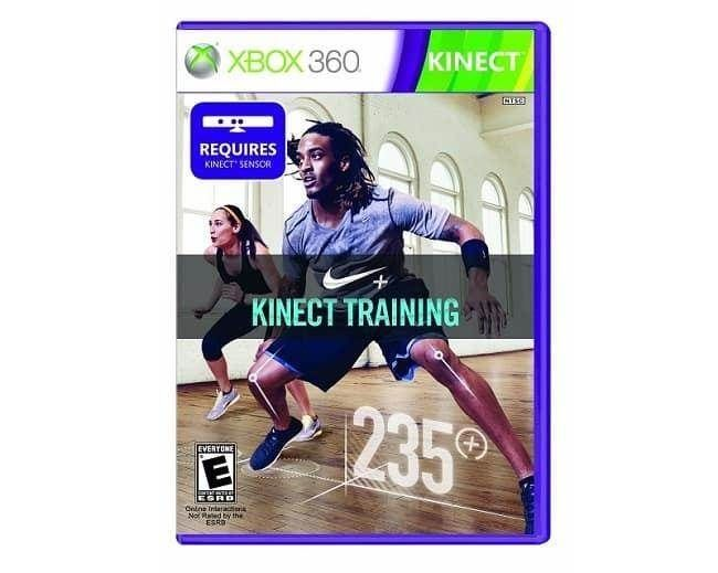 kinect loose weight training