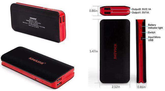 external battery powerr bank