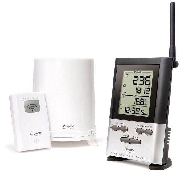 Oregon Scientific RGR126N Wireless Rain Gauge Weather Station