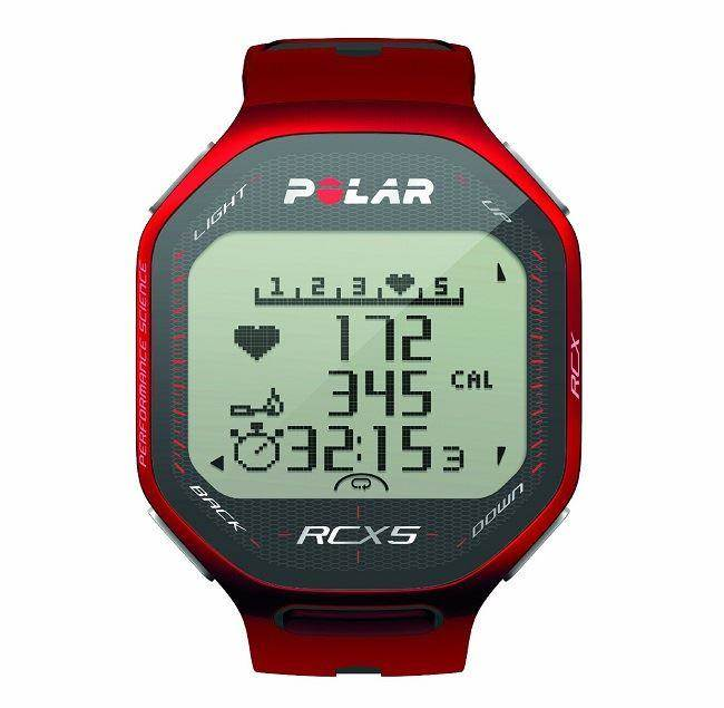 Polar RCX5 Heart Rate Monitor