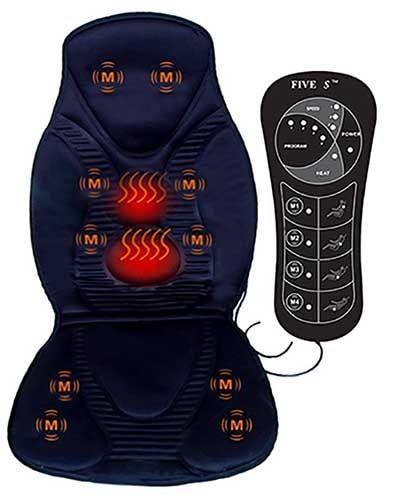 Вибрационный массажер на кресло: фото