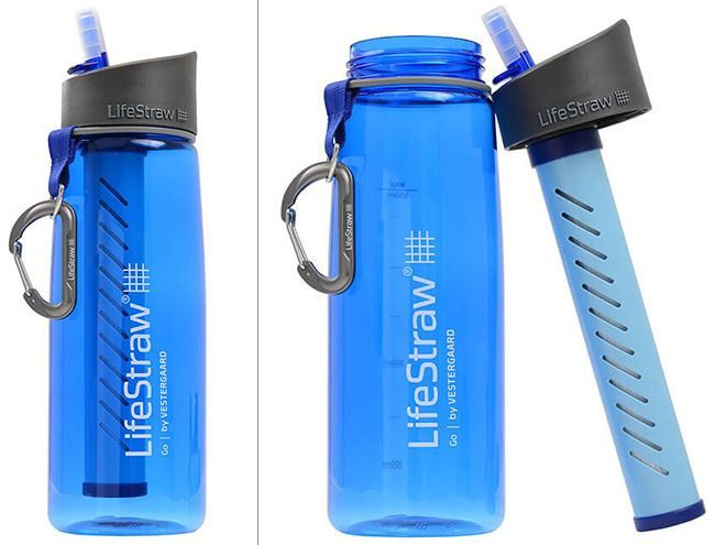 LifeStraw Go Water Bottle фото