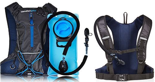 Абсолютный бестселлер – Hydration Pack with 1.5 L Backpack Water Bladder