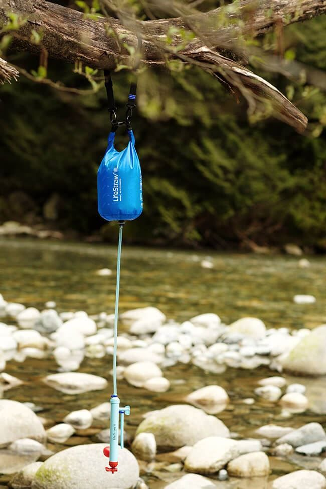 фильтр LifeStraw Mission High-Volume Gravity-Fed Water Purifier