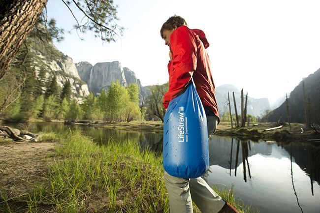 LifeStraw Mission High-Volume Gravity-Fed Water Purifier фото