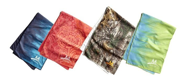 The Most Stylish and Creative Mission Microfiber Towel