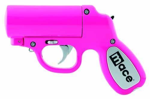 Перцовый пистолет для защиты на дистанции