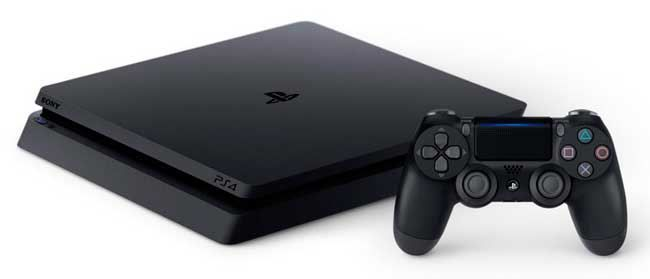 приставка Sony PlayStation 4 Slim