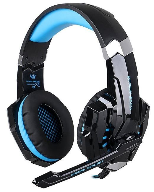 Gaming Headset for PS4 Tablet PC iPhone