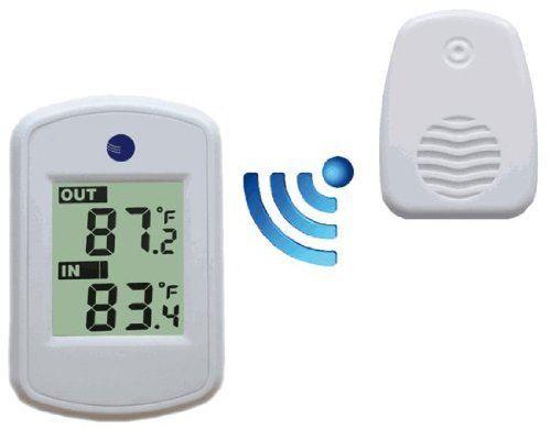 беспроводной домашний термометр