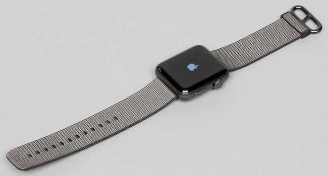 дизайн Apple Watch Series 2