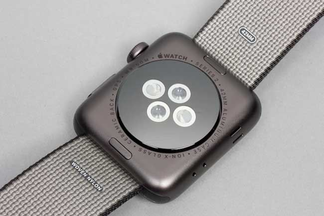 Задняя стенка Apple Watch Series 2