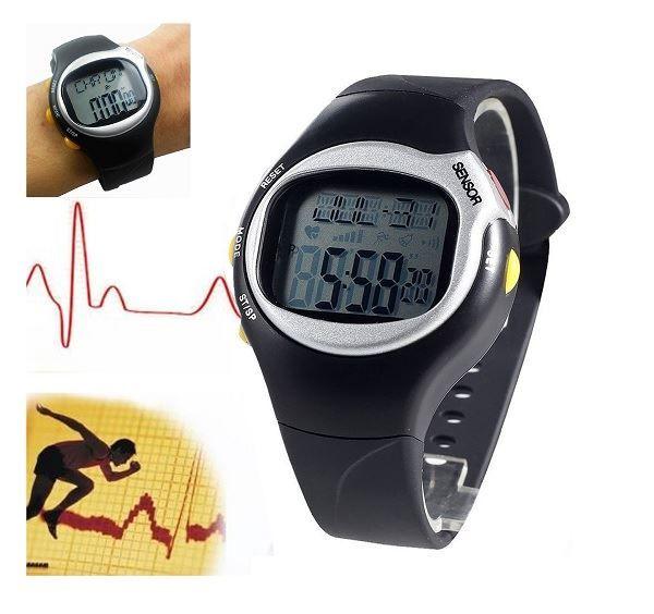 бюджетный пульсометр HDE Fitness Sport Pulse Watch