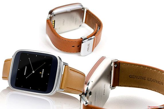 ASUS ZenWatch: фото