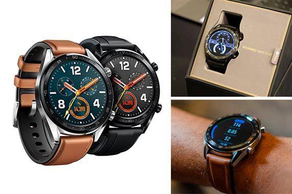 Huawei Watch GT: фото