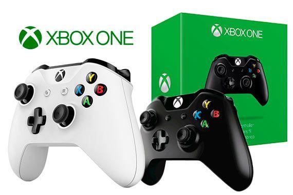 Microsoft Xbox One Wireless Controller: фото