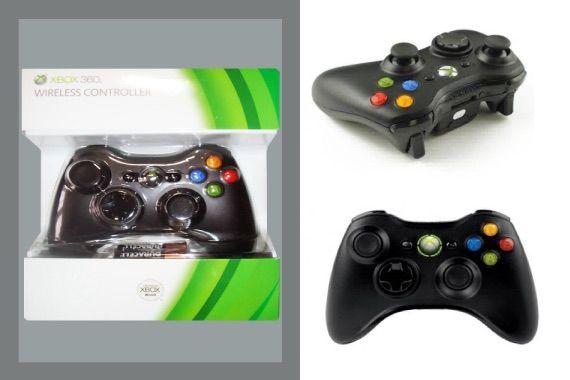 Microsoft Xbox 360 Wireless Controller: фото