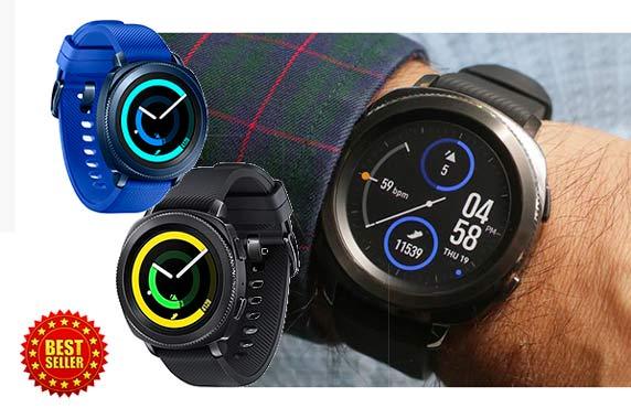 Samsung Gear Sport: фото