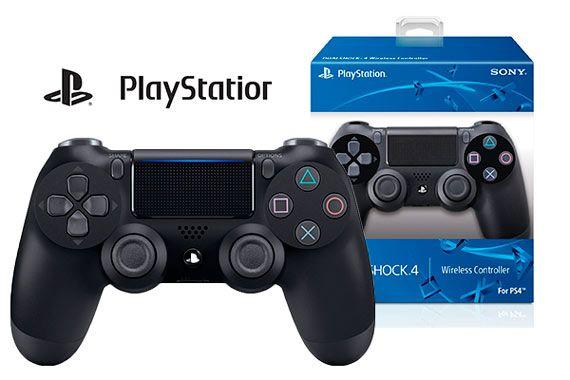 Sony DualShock 4 Wireless Controller: фото