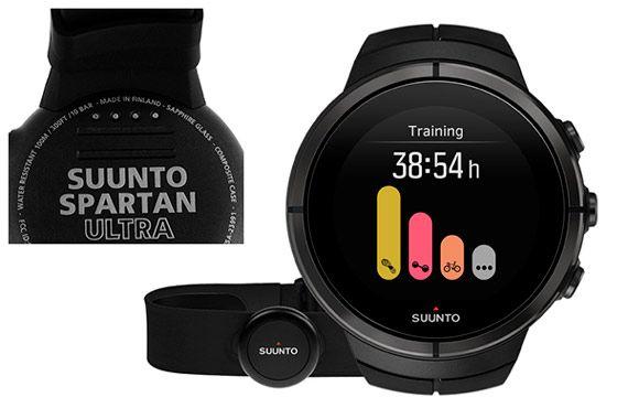 Suunto Spartan Ultra All: фото