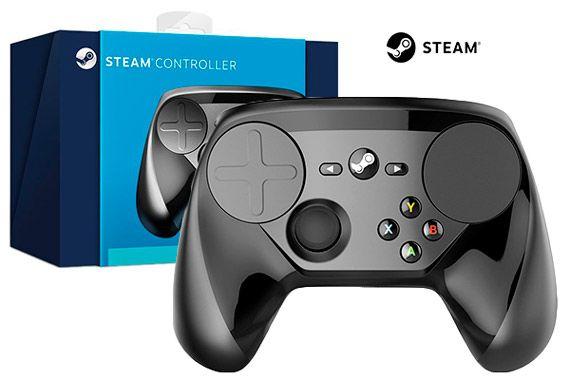 Valve Corporation Steam controller: фото