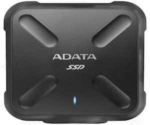 Жесткий диск A Data SD700 External: фото