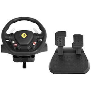Игровой руль Thrustmaster Ferrari: фото