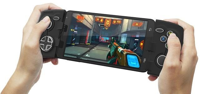 мобильный геймпад Phonejoy Bluetooth Game Controller for Android and iCade