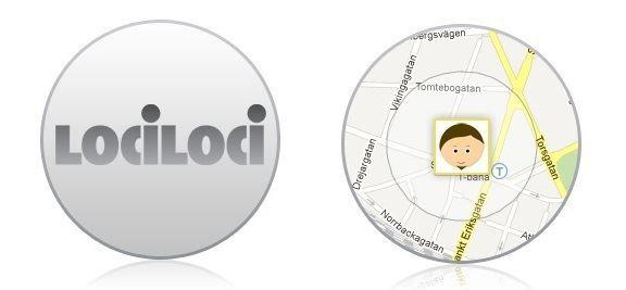 программа LociLoci - детский трекер без gps: фото